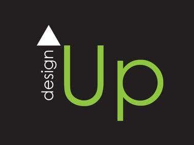 Logo & Card Business Up Design