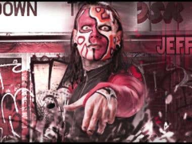 Design for Jeff Hardy