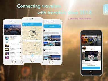 HAMIK - Traveler App