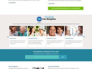 Assistance Website