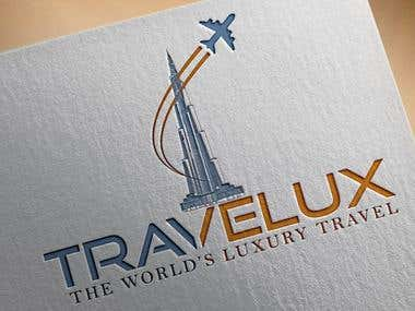 Logo For Travelling Company