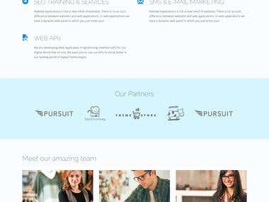 Porfolio Website