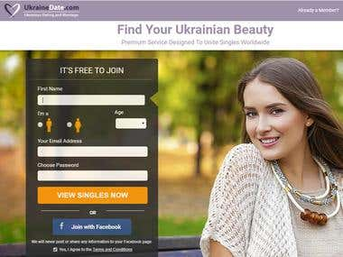 Dating site with beauty.(https://www.ukrainedate.com)