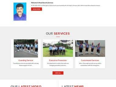 http://www.royalsecuritysurat.com/ - WordPress