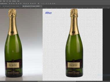 I Will Professionally Cut Out Images Remove Background
