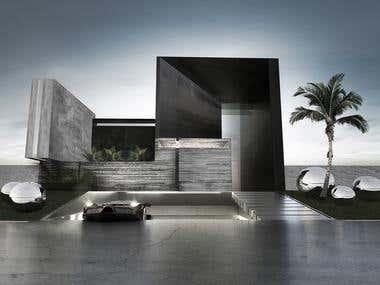 House render desing