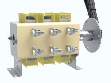 Rendering CAD file
