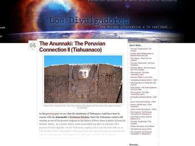 Thedivulgers.com and losdivulgadores.com