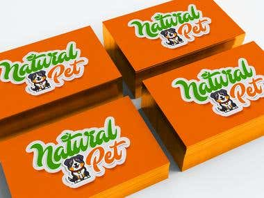 natural pet logo
