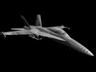 3DS F-18