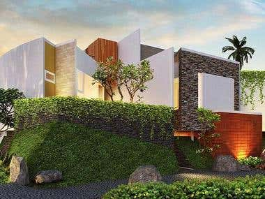 Architectural Interior Exterior Design