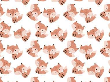 Seamless pattern design