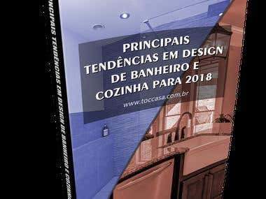 Book cover 3d