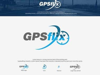A GPS tracking company logo