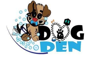 Logo For Doge Den