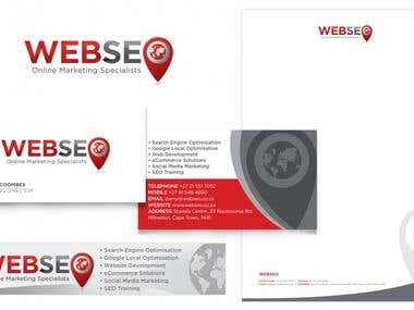 Web SEO Corporate Identity Design