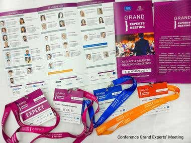 Promotional products for the Exhibition/Conference