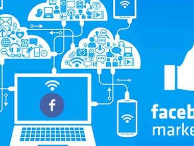 Facebook Marketing & Managment