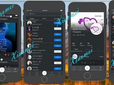 Blitter - Social Networking (V2)