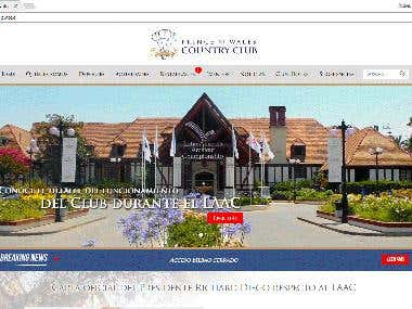 Prince of Wales Contry Club
