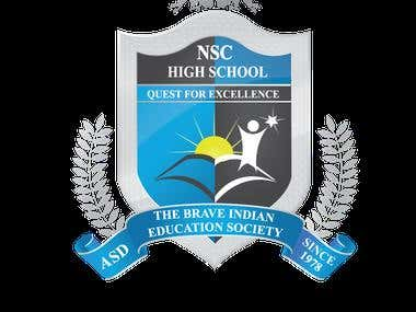 Logo for NSC high school