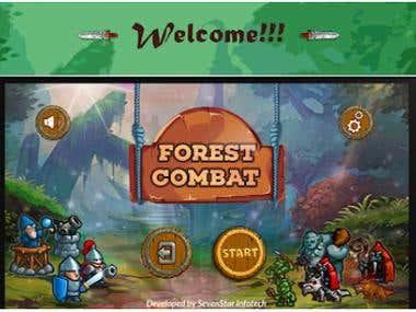 Forest Combat