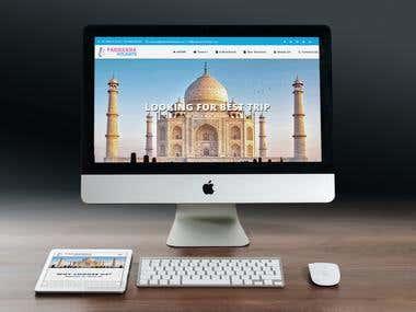 www.parikramaholidays.com based on LARAVEL 5.4 framework