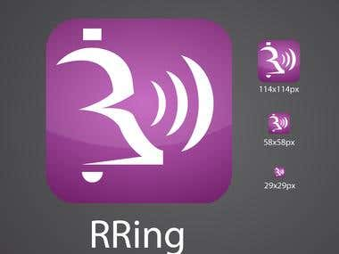 My won design-Icon for RR alarm
