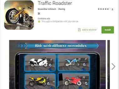 Traffic Roadster