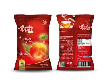Apple Tea Package