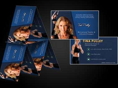 Business Card - Tina