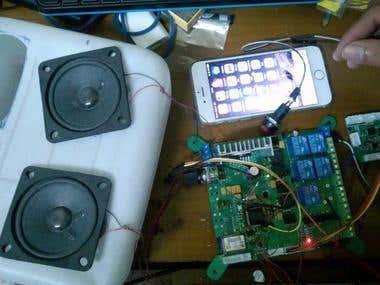 Bluetooth Audio + Call phone