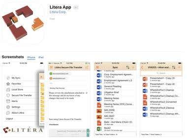 Litera App