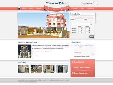 Warunase Palace