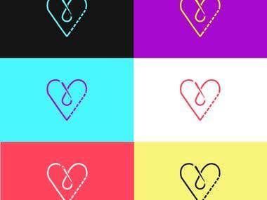 Love Sewn logo sample