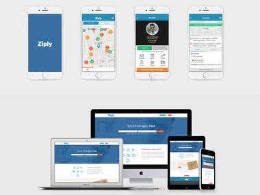 Ziply - Mobile App