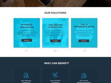 Website Design & Development from Scratch