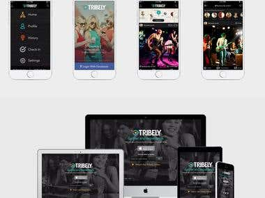 Tribely - Mobile App