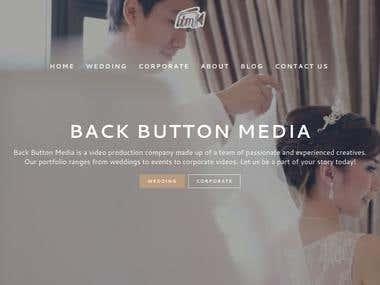 Backbutton Website