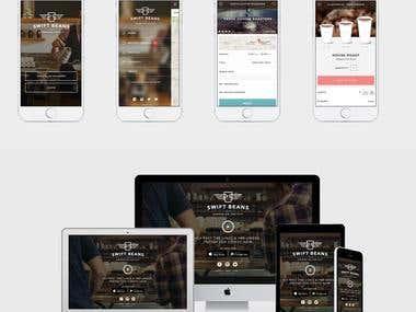 Swift Beans - Mobile App
