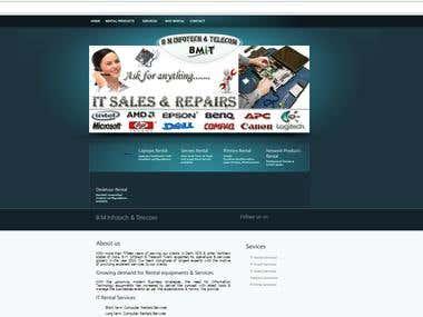 B.M. Infotech & Telecom