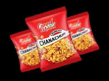 Good Mood Crunchy Chanachur
