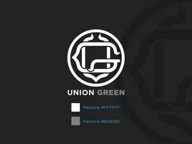 Union Green logo sample