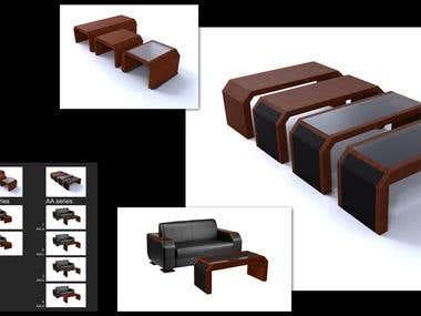 Furniture / Design & Redesign