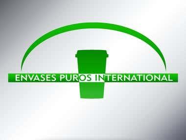 ENVASES PUROS INTERNATIONAL ( Logo )