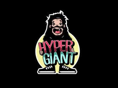 Hyper Giant Illustration