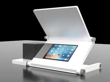 iPad Holder Concept