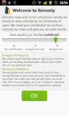Sensorly (4G,CDMA,GSM & WiFi)