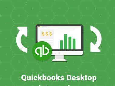QuickBooks Management/CRM Management
