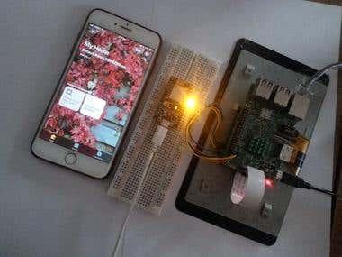 Apple HomeKit Integration Project - 1